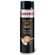 Simoniz spray paint VHT black 500ml exhaust manifold very high temperature